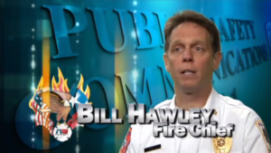 Bill Hawley - Allen, Texas Fire Chief