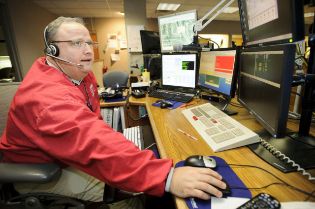 Lincoln Fire & Rescue 911 Dispatcher