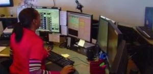 Cedar Park, Texas dispatcher managing calls using US Digital Designs' Phoenix G2 Station Alerting System