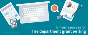 Online resources for fire department grant writing