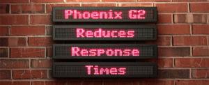 Phoenix G2 reduces response times