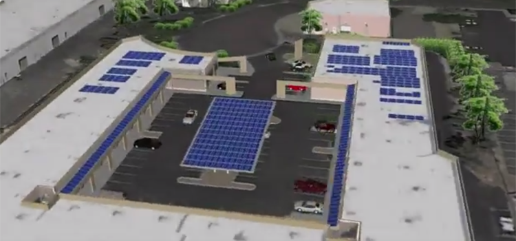US Digital Designs solar power animated video