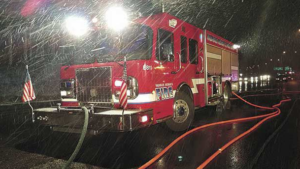 Fire Suppression Rating Schedule receives 2 ISO Rating